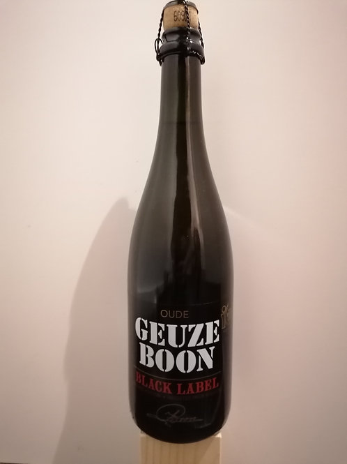 Geuze Boon Black Label No 2