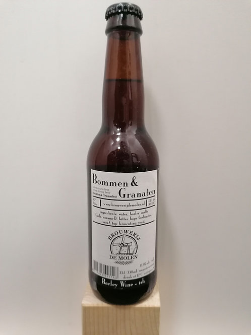 Bommen & Granaten - Barleywine
