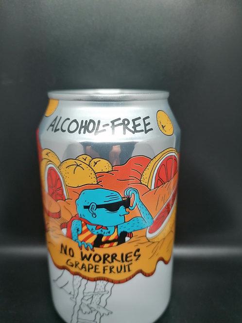 No Worries Grapefruit - Alkoholfrei IPA