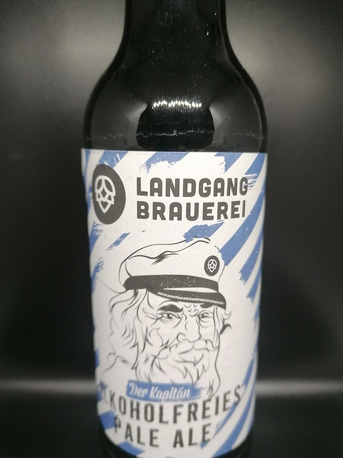 Der Kapitän - Alkoholfrei Pale Ale