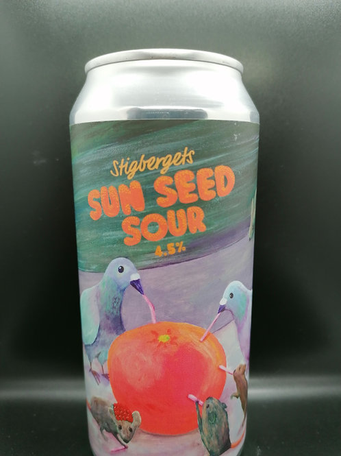 Sun Seed Sour - Sour Fruited