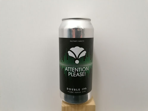 Attention Please! - Double NEIPA