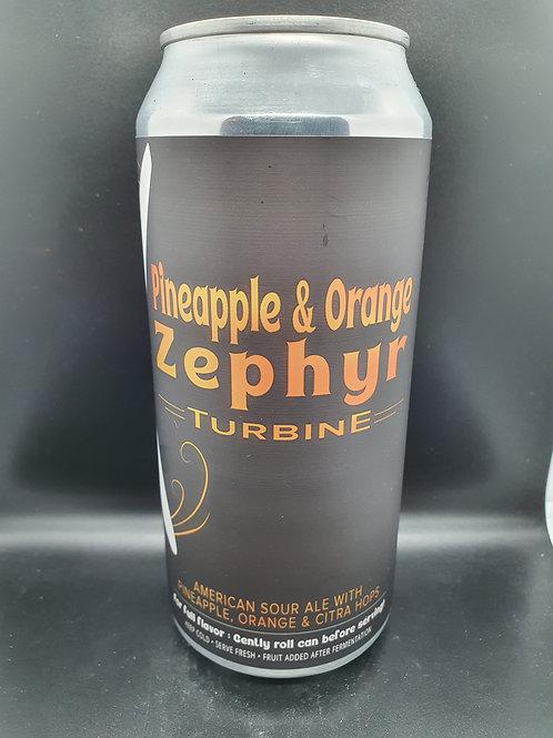 Pineapple & Orange Zephyr Turbine - Sour