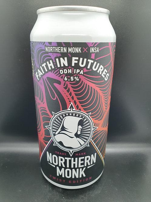 Faith in Futures - New England IPA