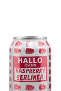 Ich bin Beriner Weisse Raspberry