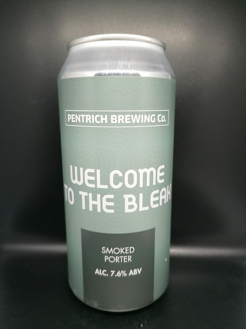Welcome To The Bleak - Smoked Porter