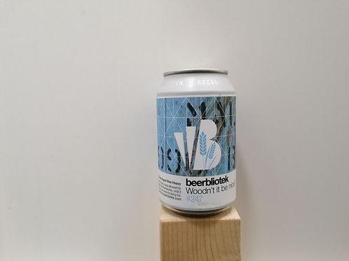 Woodn't it be nice? - Scotch Ale