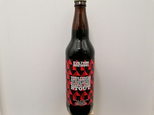 Some People Are Immune To Good Advice - Imperial Stout