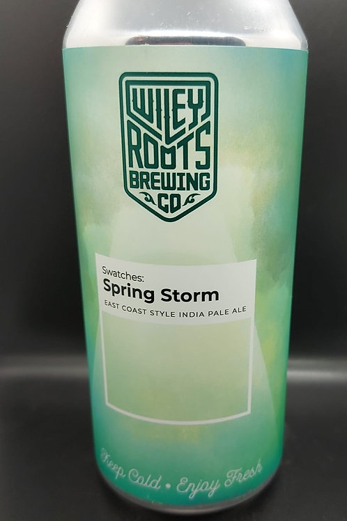 Swatches: Spring Storm - New England IPA