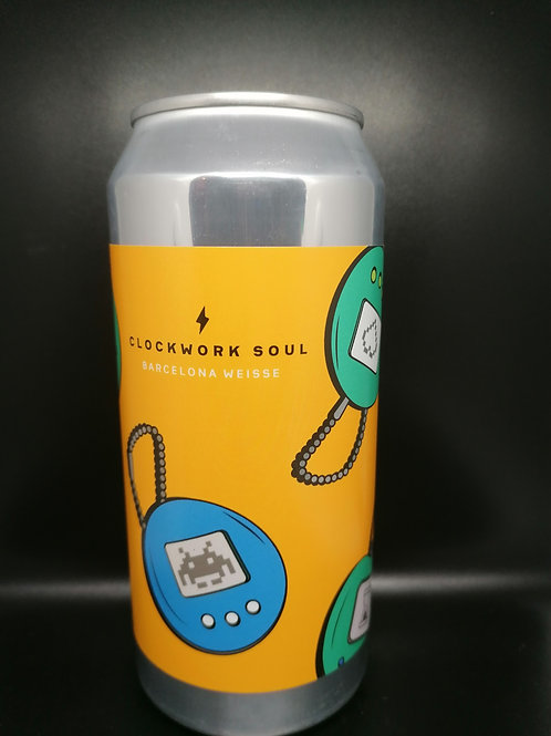 Clockwork Soul - Berliner Weisse