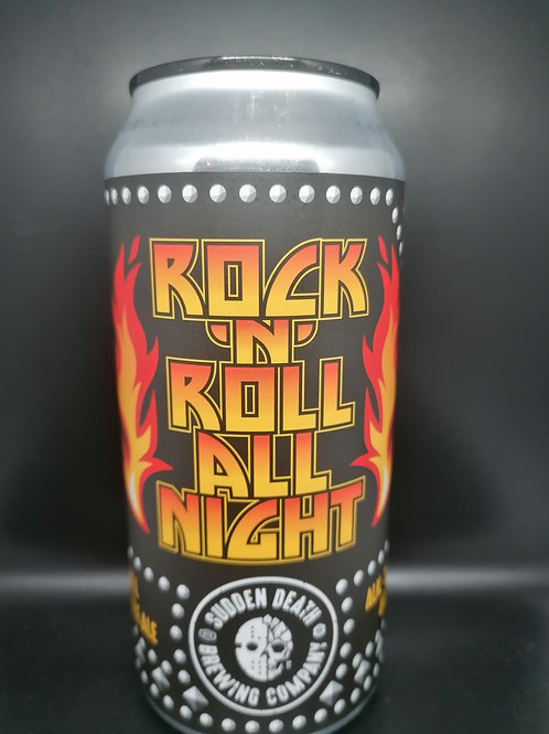 Rock N Roll All Night - Micro IPA
