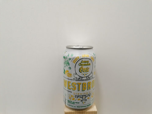 Lemon Cucumber - Gose