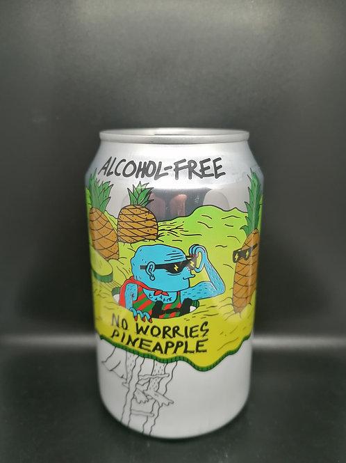 No Worries Pineapple- Alkoholfrei IPA