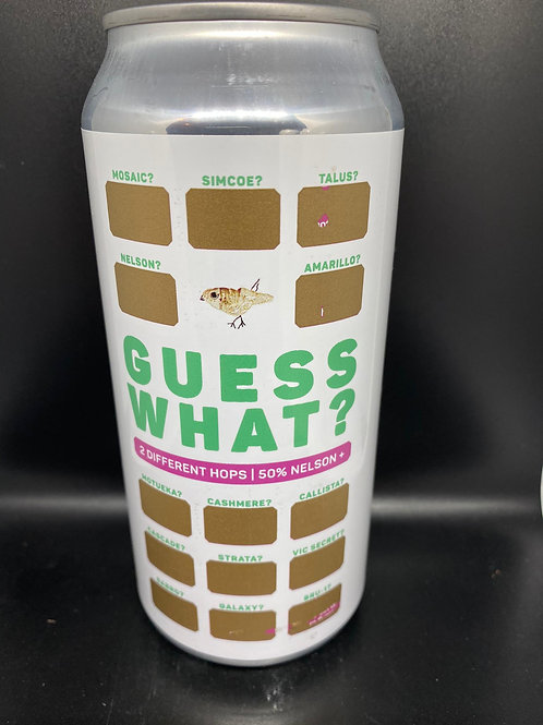 Guess What 50% Nelson - NEIPA