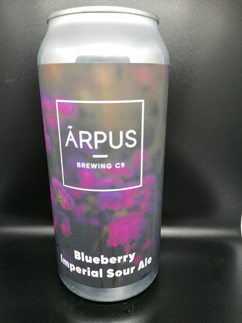 Blueberry Imperial Sour Ale