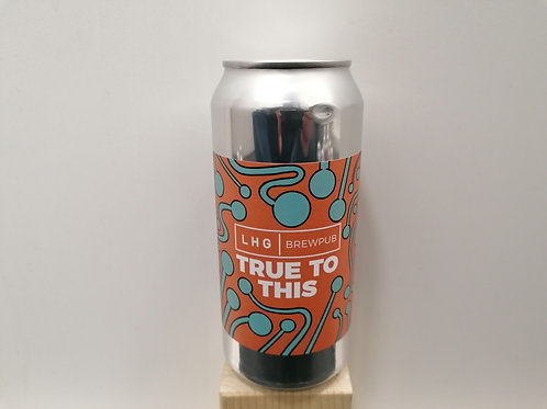 True To This - Int Pale Ale