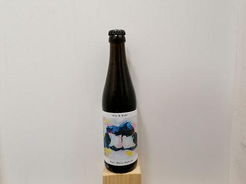 Pitt&Rubi - Grape Ale