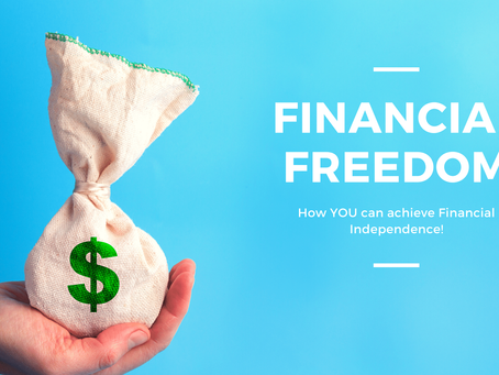 How to achieve financial freedom with Real Estate in 5 steps