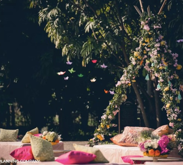 Bridal Seating