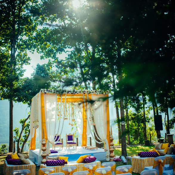 That one corbett wedding!