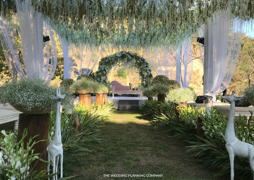 BEAUTIFUL JIM CORBETT WEDDING