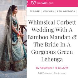 Corbett wedding by TWPC
