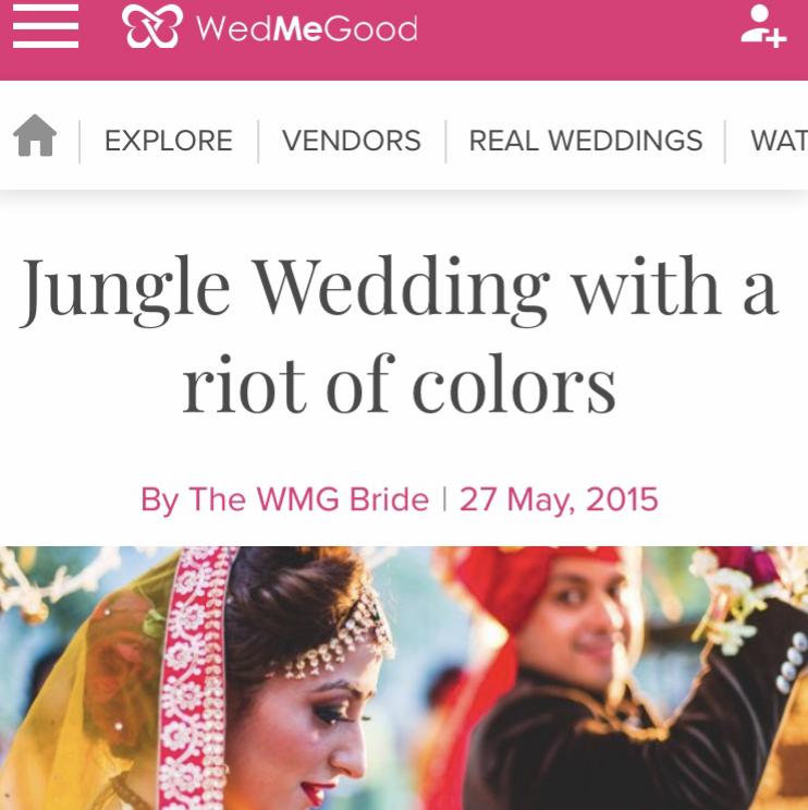 TWPC Jungle Wedding