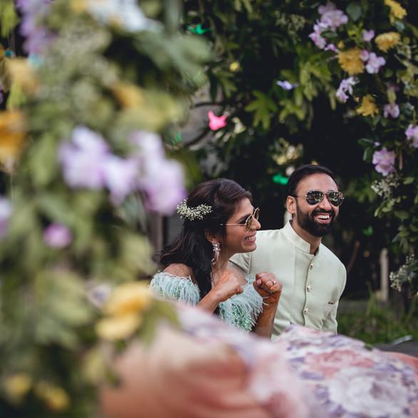 Pooja & Rahul
