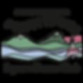 Comox Valley Ocean Waves Logo