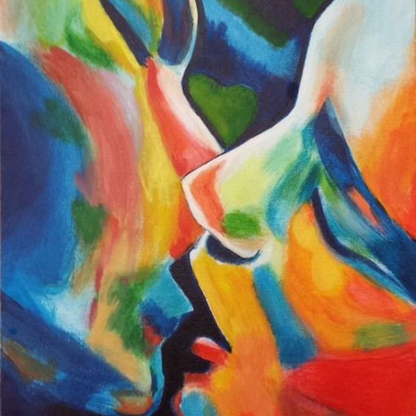 Арт-терапия «Мужчина и Женщина: знакомые незнакомцы»
