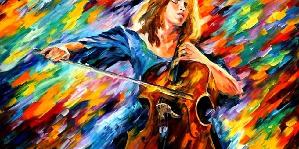 Музыка живописи или Живопись музыки