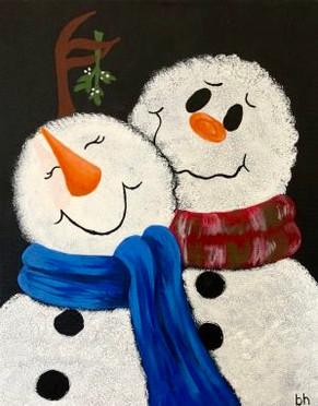 Снеговики 4