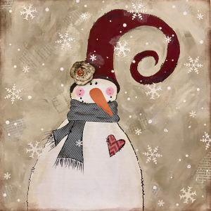 Снеговики 3