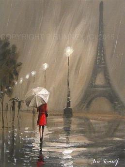 Однажды в Париже