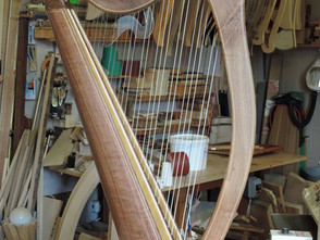 New Harp! New Book! New Plans!