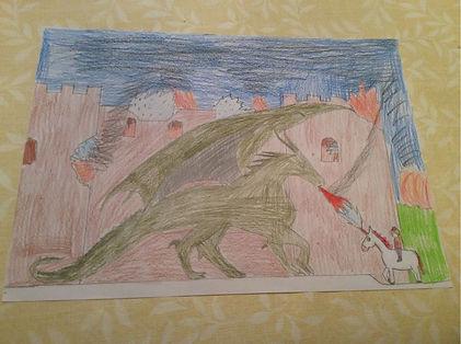 Dragon & Unicorn by Rosanna 3rd Class.jp
