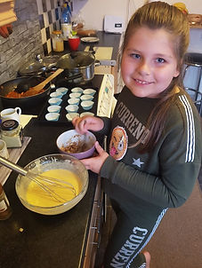Samanta baking.jpg