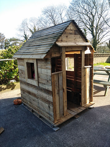 Play house for Evie by William 6th & Dan