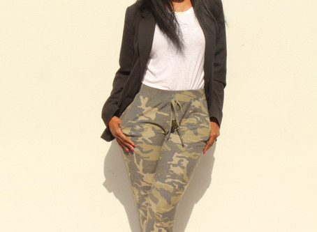 Can I wear this over 40? Diving into the forever camouflage trend