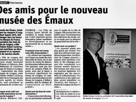 Article Républicain Lorrain