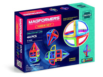 Magformer 44 Piece Unique Set