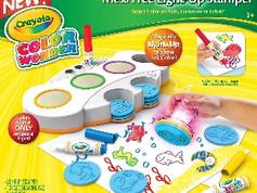 Crayola Color Wonder Light-up Stamper