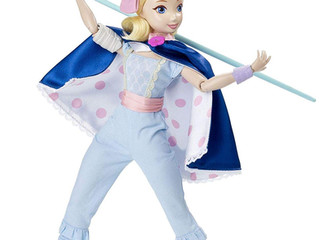 Mattel Toy Story Epic Moves Bo Peep
