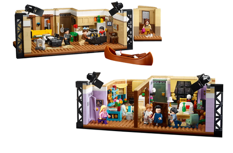 LEGO The Friends Apartment