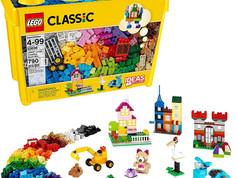 LEGO Classic Large Creative Brick Box