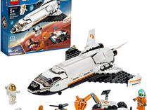 Lego City Space Mars Research Shuttle