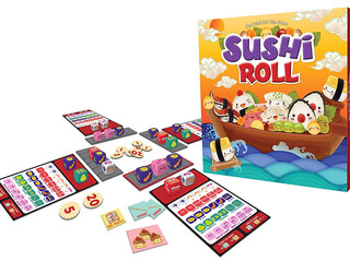 Gamewright Sushi Roll Game