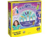 Creativity for Kids Calming Swirl Charms