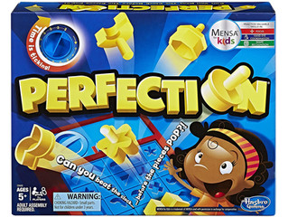 Menza for Kids Perfection Game