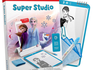 Osmo Super Studio Frozen II
